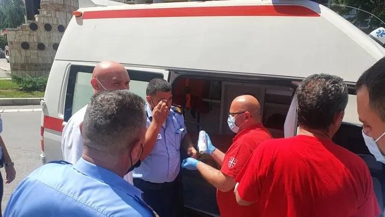 Нова туча у центру Косовске Митровице; Полиција испитује пет особа, потрага за још двоје