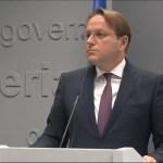 Оливер Вархељи: Надам се да ће се дијалог између Београда и Приштине
