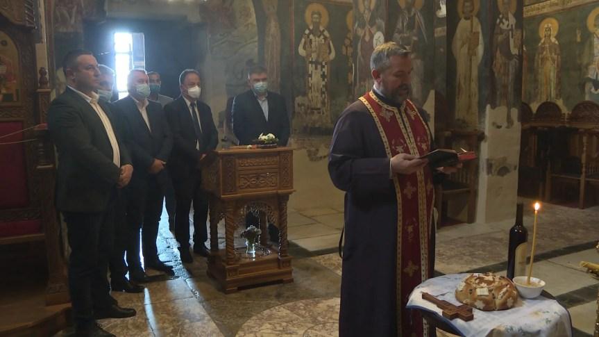 У Грачаници обележена слава СНС: Позив на јединство
