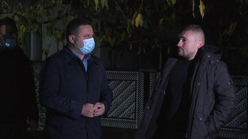 Срђан Поповић обишао нападнутог Зорана Трајковића у Кишници; Петар Петковић осудио напад