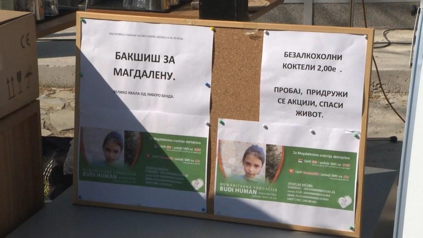 Хуманитарни базар у Грачаници: Помозимо Магдалени Недељковић из Косовске Митровице