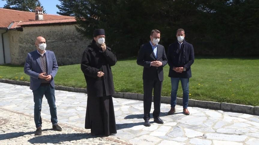 Игуман Сава Јањић: Важно је да манастир Високи Дечани буде заштићен сада, али и у будућности