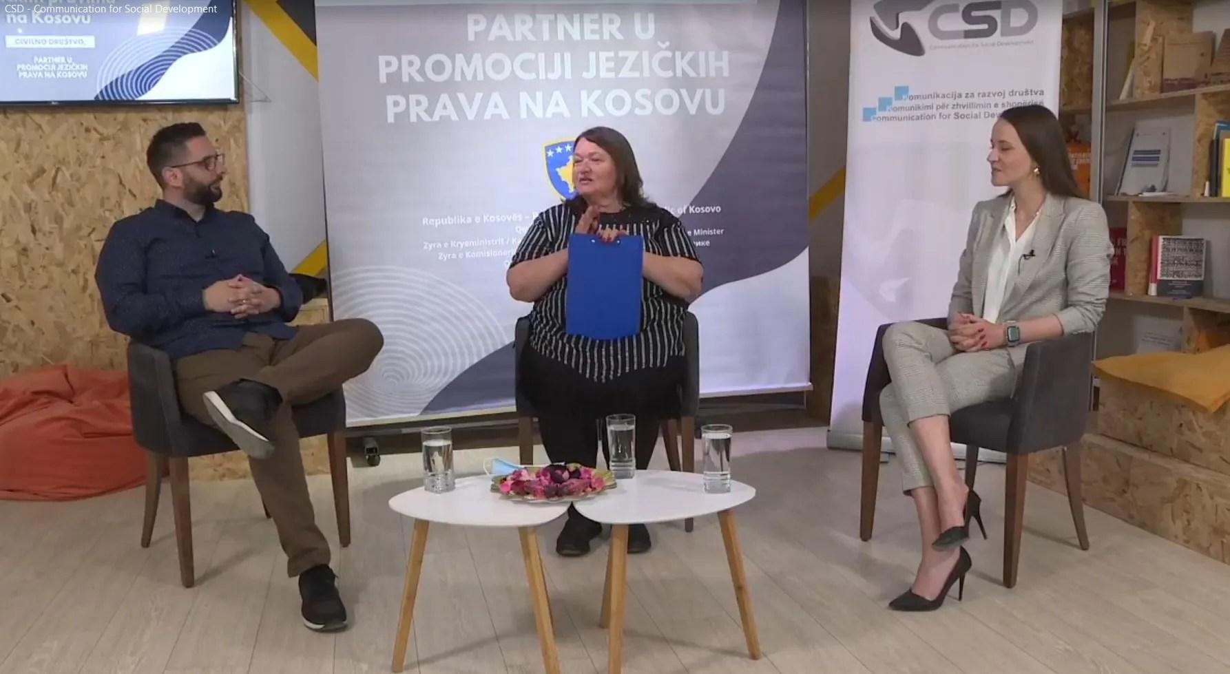 Непоштовање Закона о употреби језика – одсуство политичке воље или превелика толеранција српске заједнице?