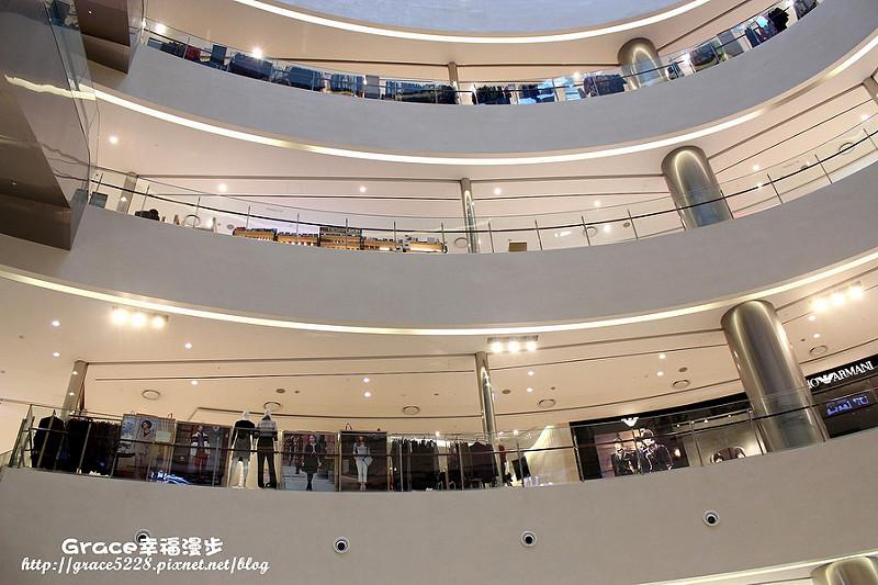 新世界百貨Centum City 釜山韓國 Centum City世界最大百貨公司