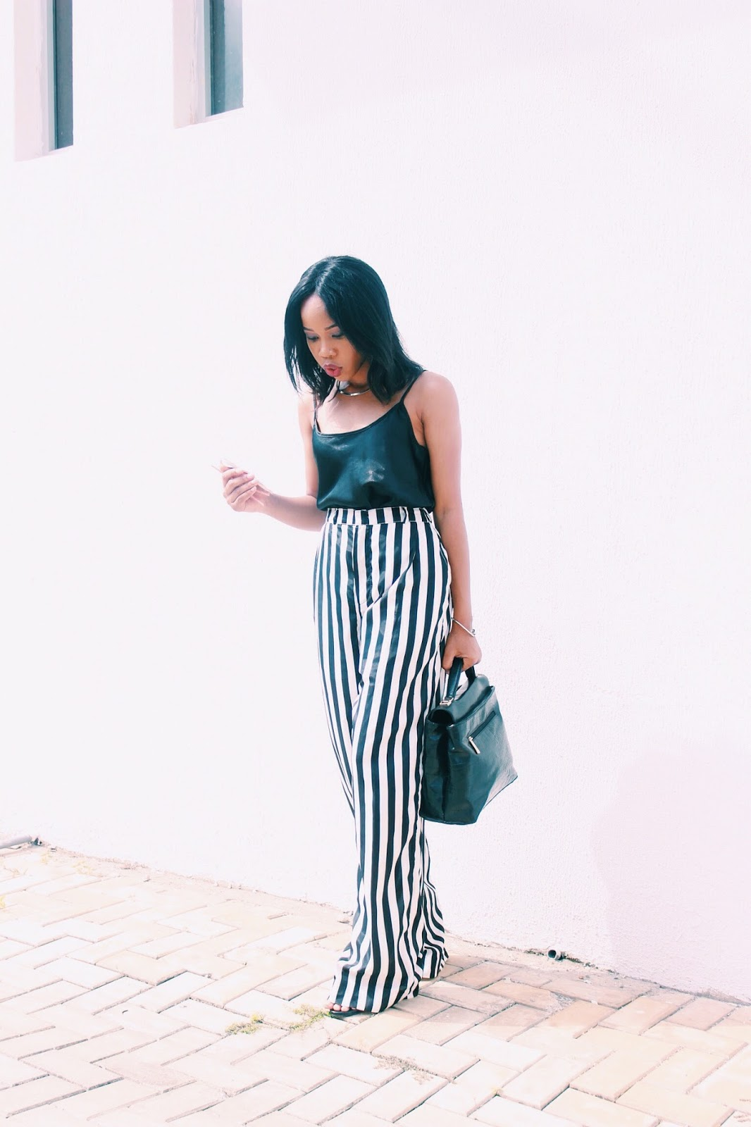 TAKING STOCK (STYLING STRIPES 3)