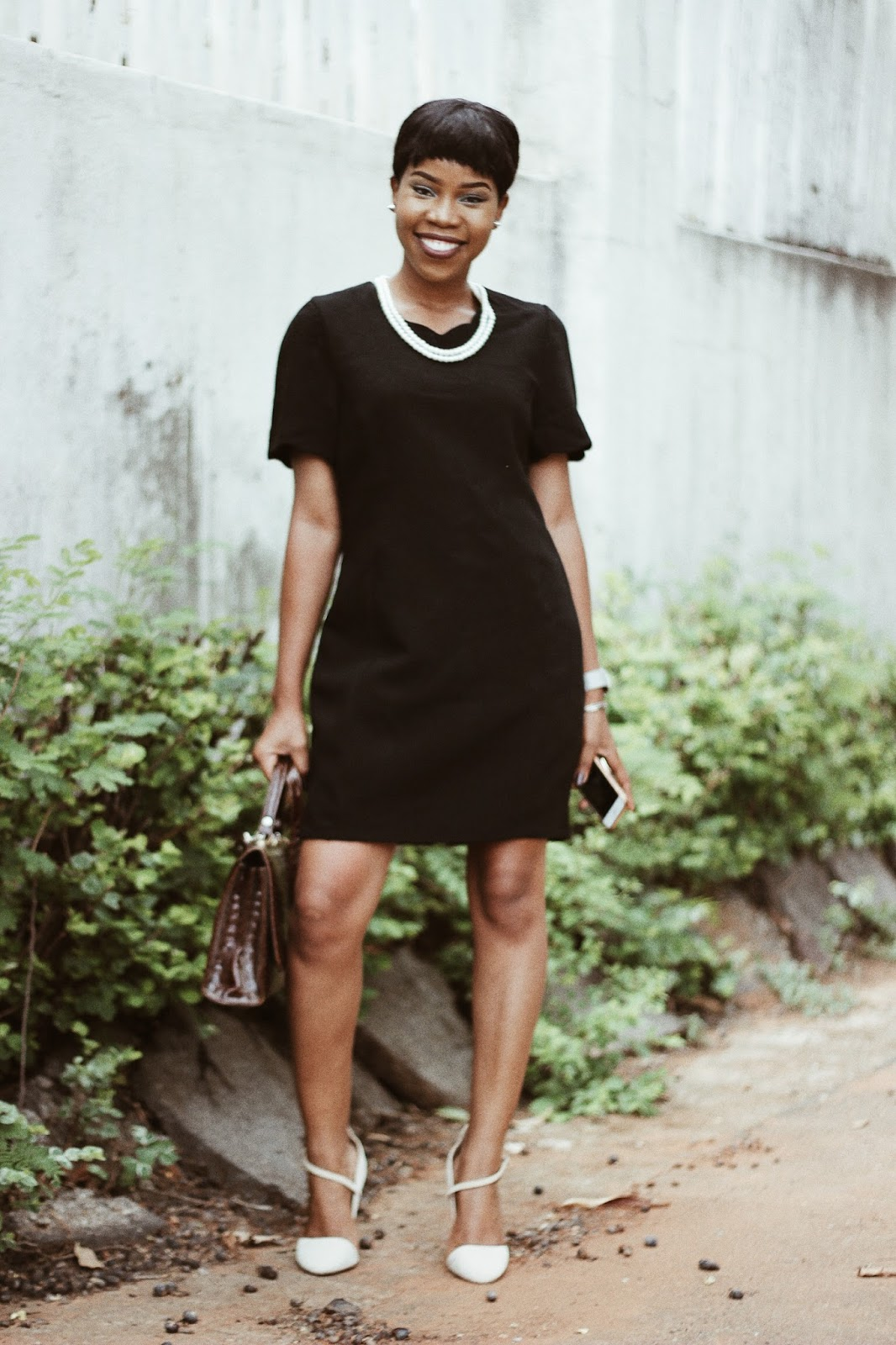 BLACK RULE OF VINTAGE SLAY (LBD)