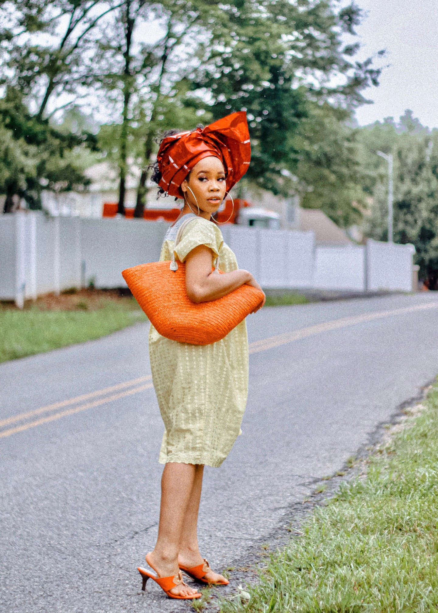 AFRICAN STREET FASHION INSPIRED BY BLACK IS KING