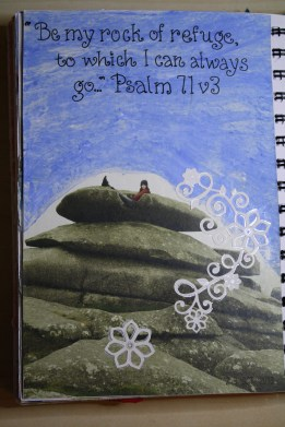 Be my Rock of Refuge