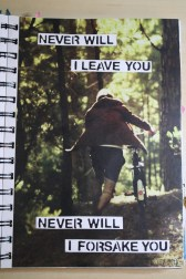 Never Will I Leave You