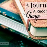 Courtney K. Steele A Journal: A Record of Change
