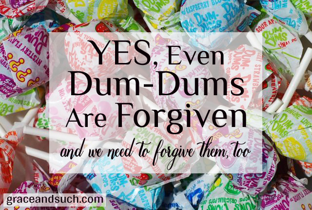 Even Dum-Dums