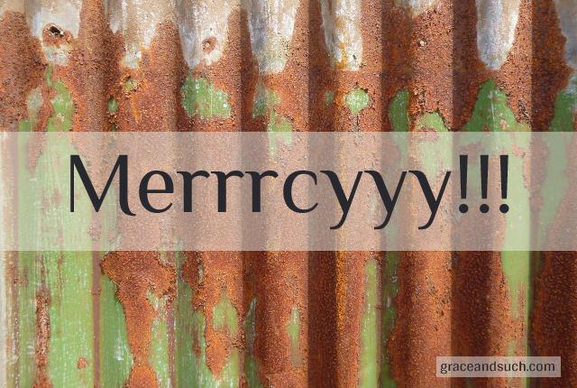 Merrrcyyy!!!