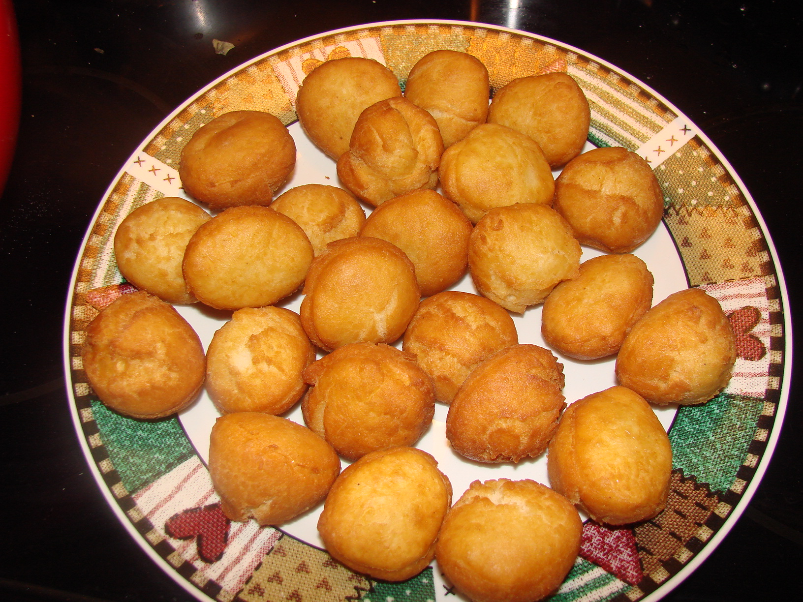 how to make soft mandazi with baking powder