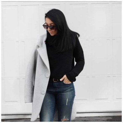 Fashionista of the Month: Loriana Savo