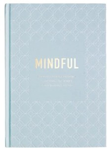 Kikki.k Mindfulness Journal - Blue/Green