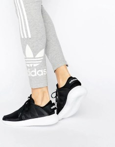 Adidas adidas Originals Black Tubular Viral Sneakers