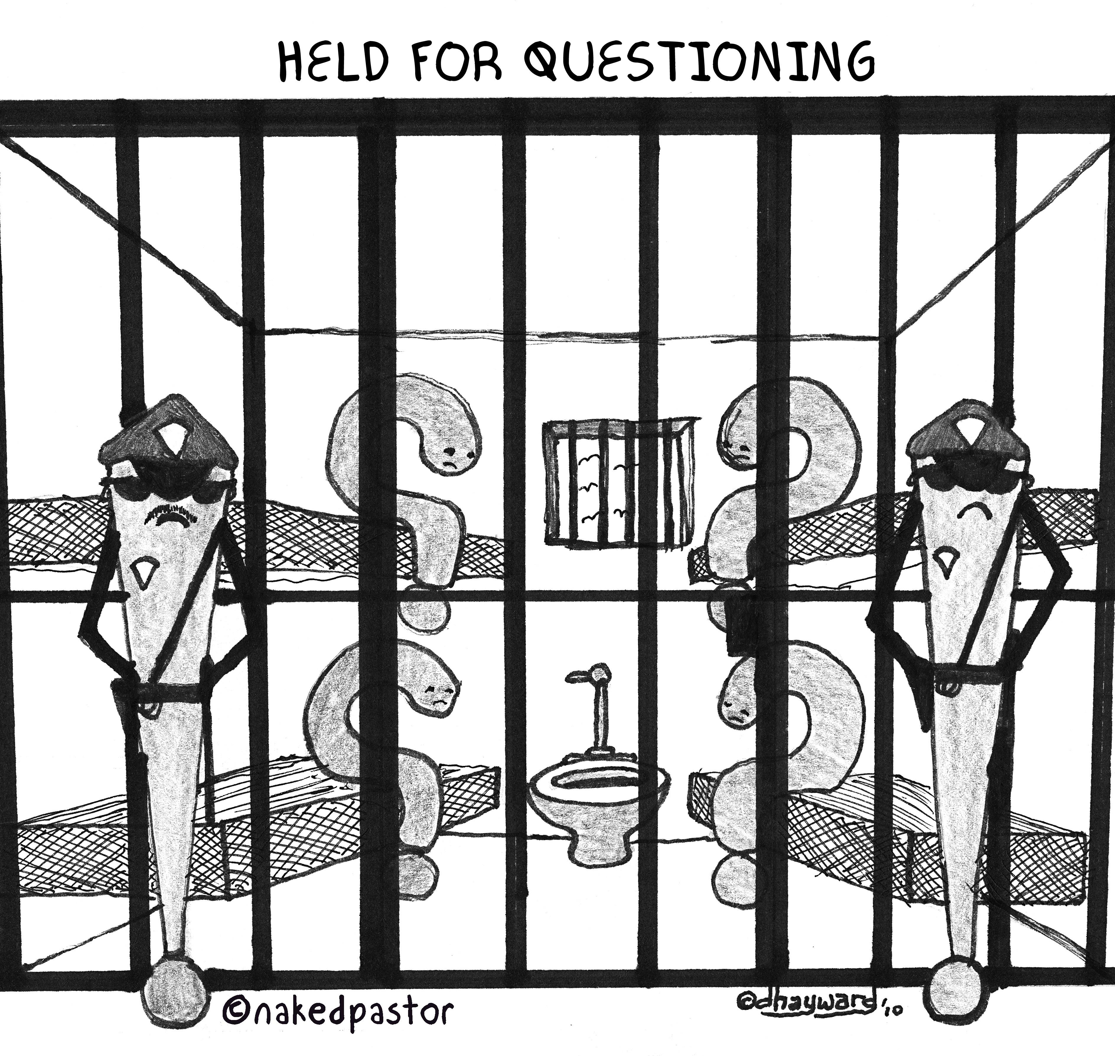 HeldForQuestioning