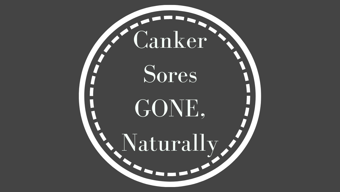 Wish you could get rid of a canker sore naturally without breaking the bank and all while making your immune system much stronger? Here's how!