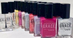 Grace Nail Polishes
