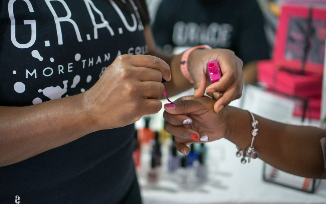 You're Home, and You Need a Manicure, Here's How it's Done