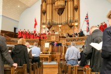 Preaching Grace Worship Service