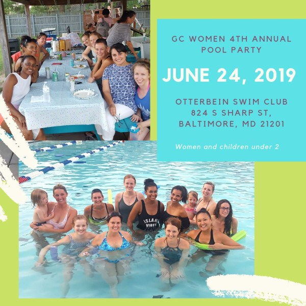 GC 4th Annual Pool Party 2