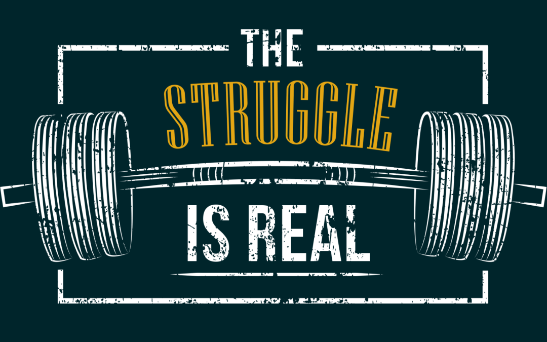 "Our Inward Struggle 10.14.18 SERIES: ""The Struggle is Real"""