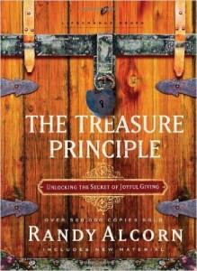 The Treasure Principle - Randy Alcom
