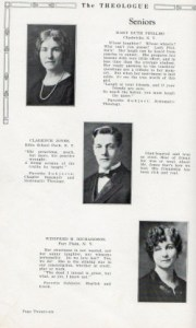 clarence yearbook