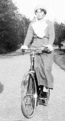 sidesaddle bike