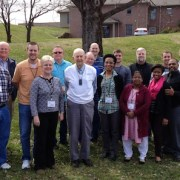 GFI Spirituotherapy Workshop group, March 7-10, 2016 - Pigeon Forge, Tennessee