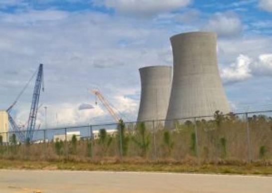 Plant Vogtle Nuclear Plant
