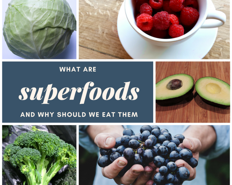 What are SuperFoods and Why Should We Eat Them? by Grace for a Gypsy