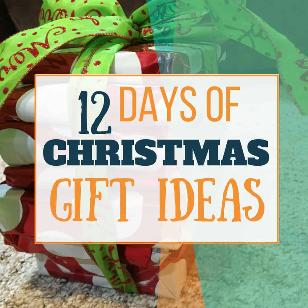 12 Day Of Christmas Gift Ideas Easy Fun Ideas For Kids Too