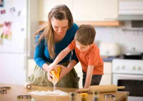 Get Your Children Cooking
