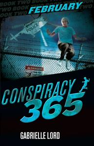 conspiracy 365 book 2