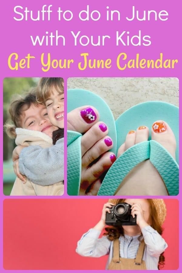 June Days to Celebrate