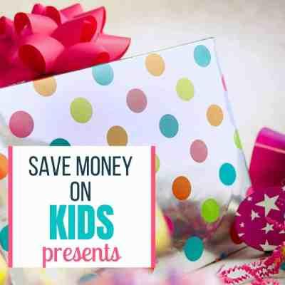 Save Money Kids Presents