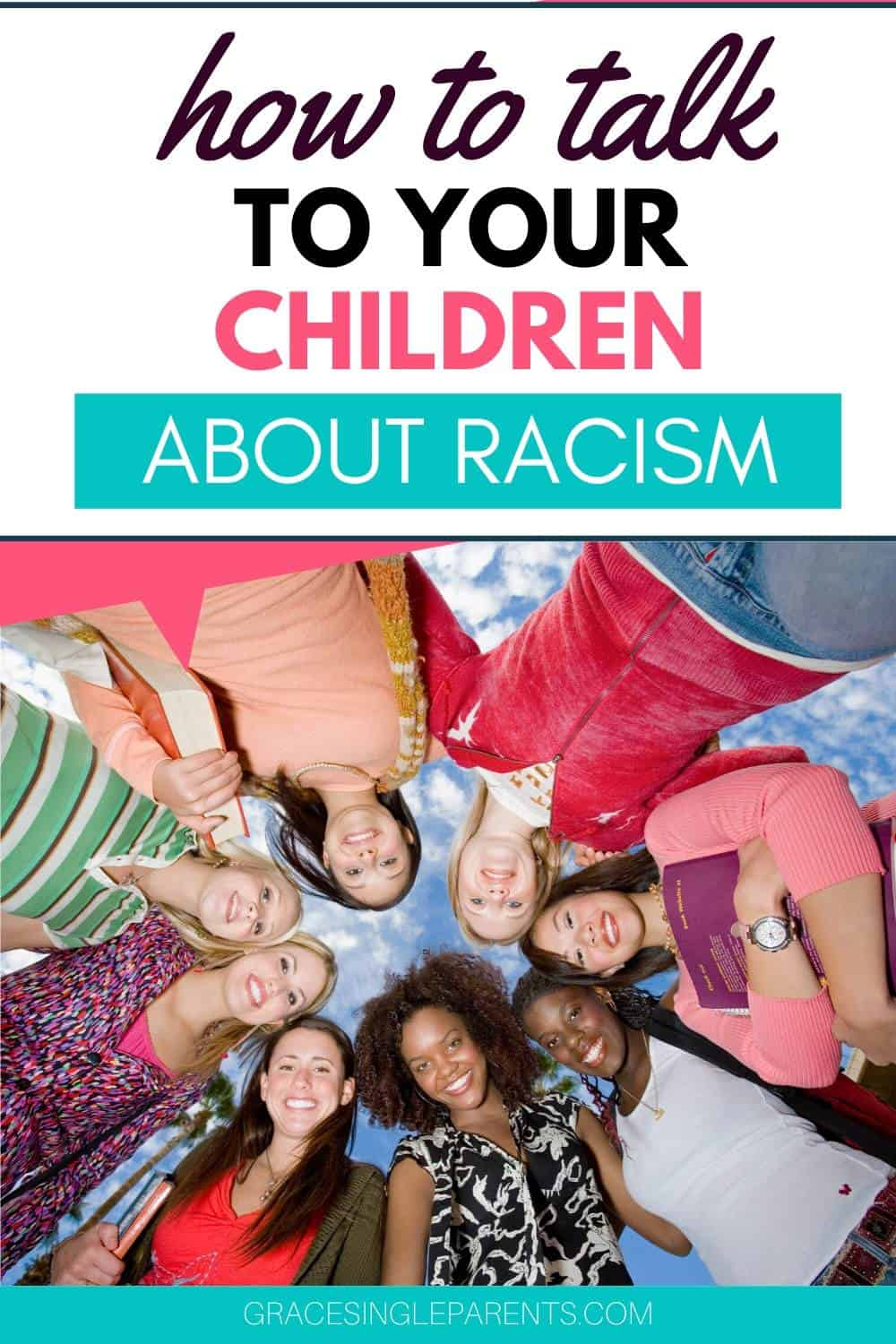 Are you Ready to Talk to Your Kids About Racism?