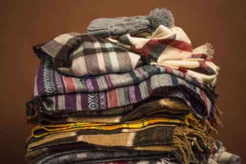act of kindness blankets for shelter