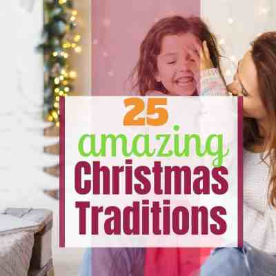 christmas traditions single moms