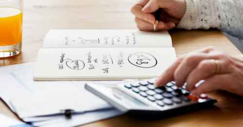 create budget spreadsheet