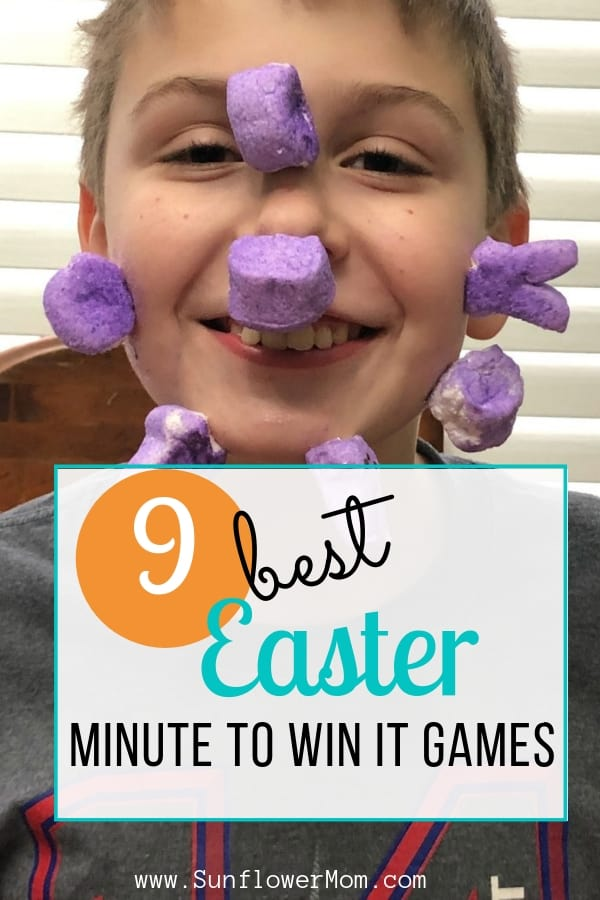 9 Best Kid Approved Easter Minute to Win It Games