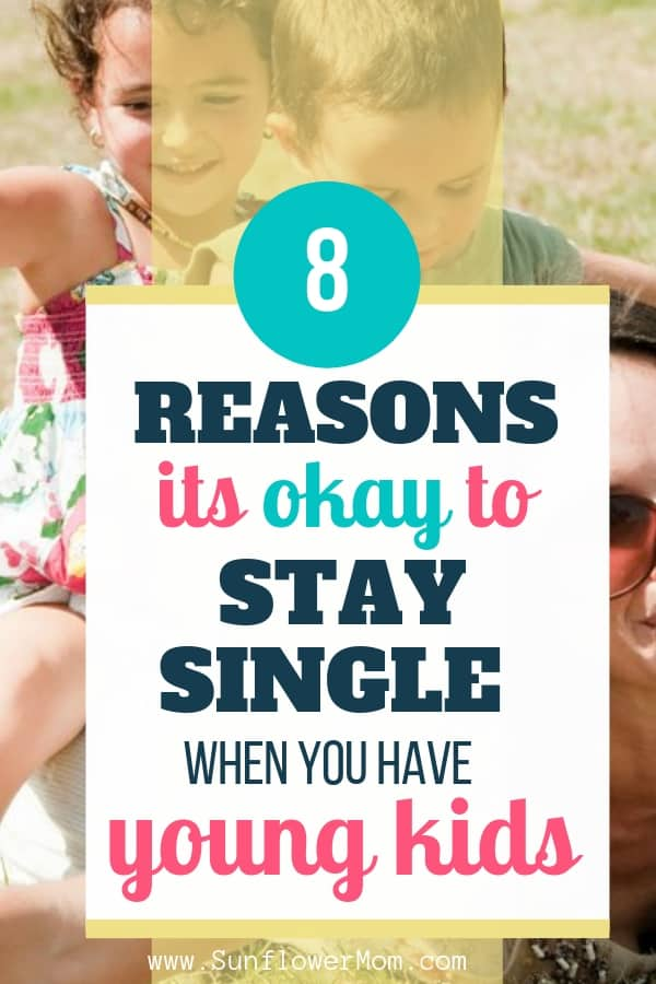 Single parent? 8 reasons you don't need to be married