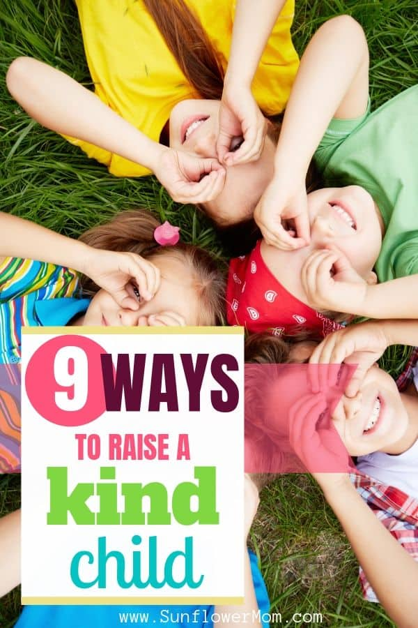 How to Teach Your Children to Be Kind to Others