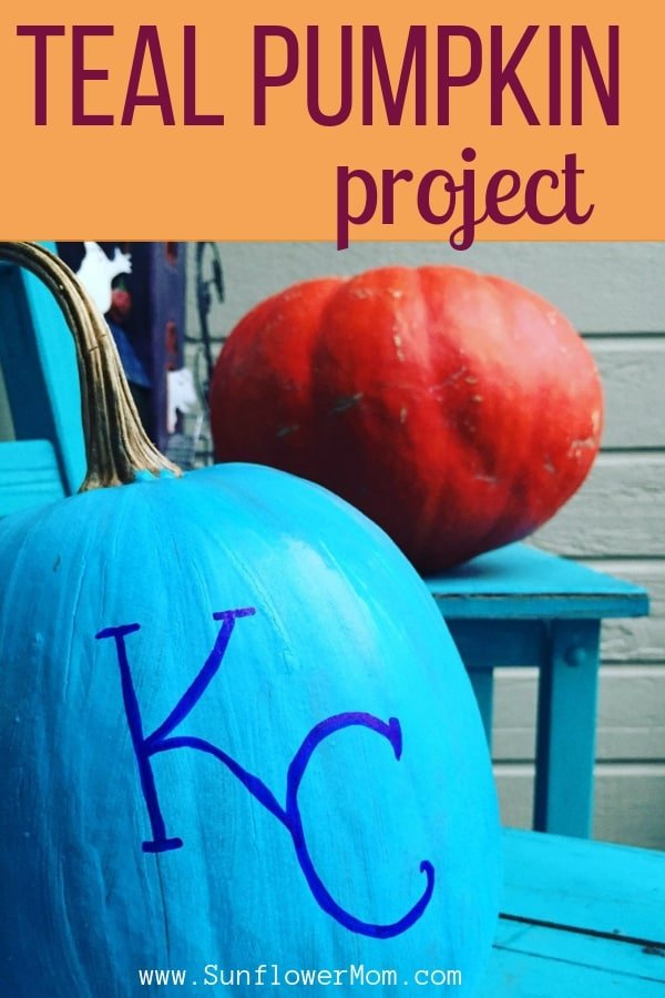 How to Participate in the Teal Pumpkin Project