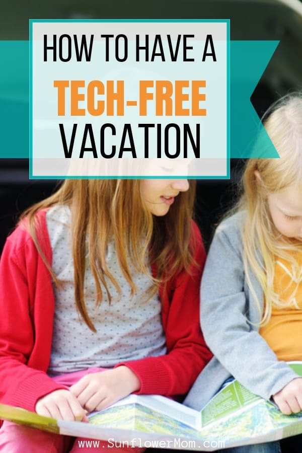 How to Have a Tech-Free Vacation