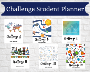 Challenge Student Planner