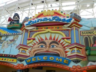 Welcome to Luna Park