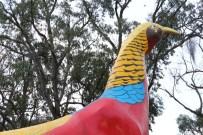 Pheasant Statue